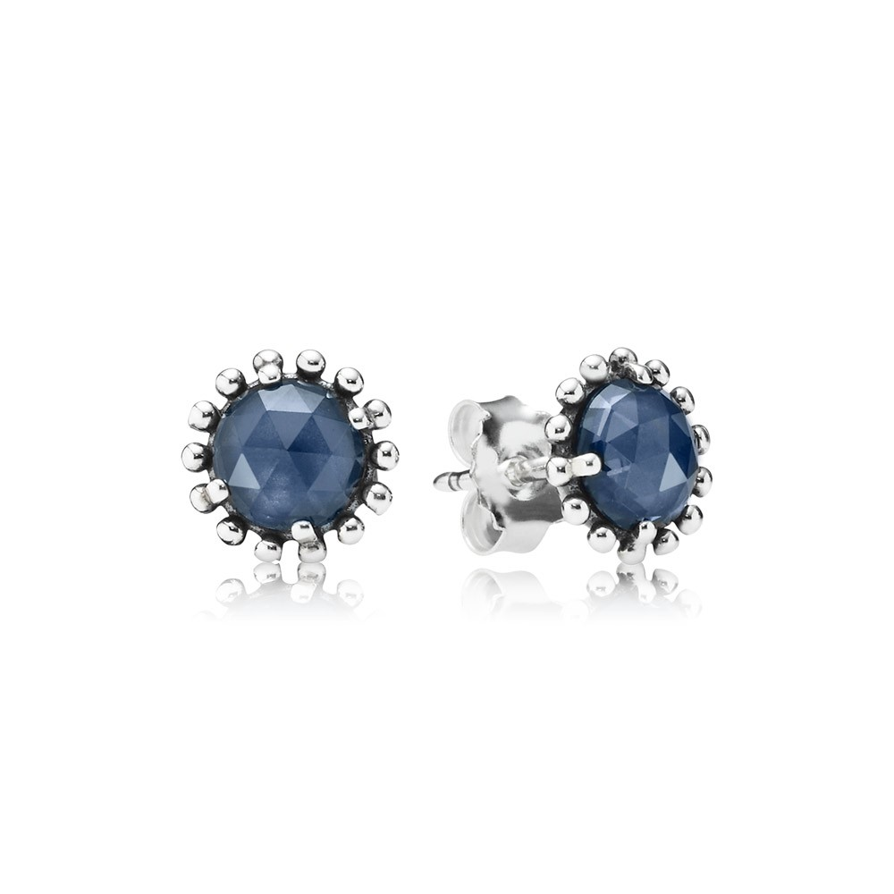 Pandora Earring Midnight Star