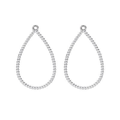 PANDORA Raindrops Compose Earring