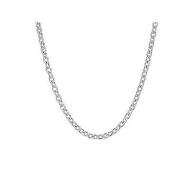 PANDORA Liquid Silver Chain with clasp