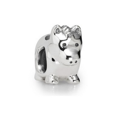Pandora Cute Cartoon Animal Thread Charm