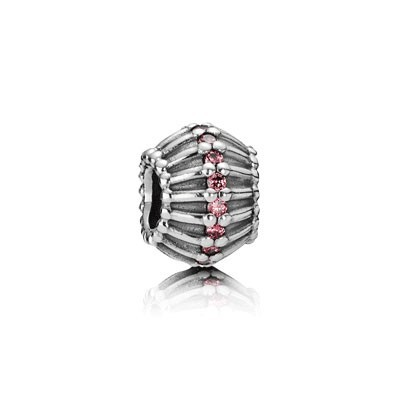 Pandora Azure Gems Shine Bead Thread Charm