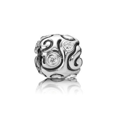 PANDORA Clear Day Dream Charm