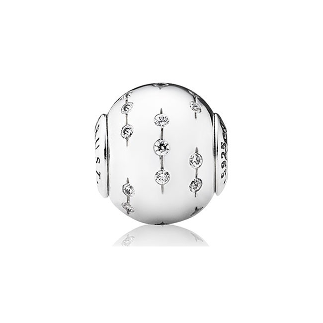PANDORA ESSENCE Collection TRUST Charm (only fit for ESSENCE bracelet)