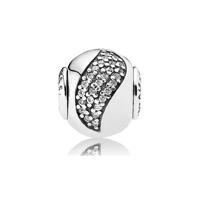 PANDORA ESSENCE Collection HAPPINESS Charm (only fit for ESSENCE bracelet)