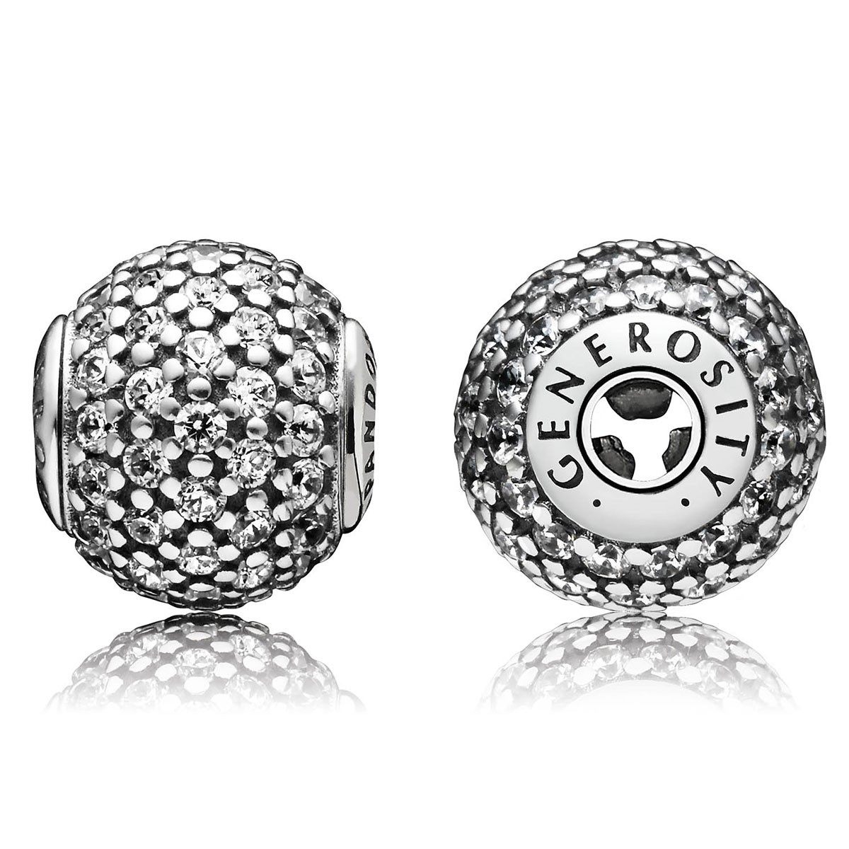 PANDORA ESSENCE Collection GENEROSITY Charm (only fit for ESSENCE bracelet)