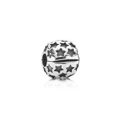 Pandora Clip Charm Five-pointed Star