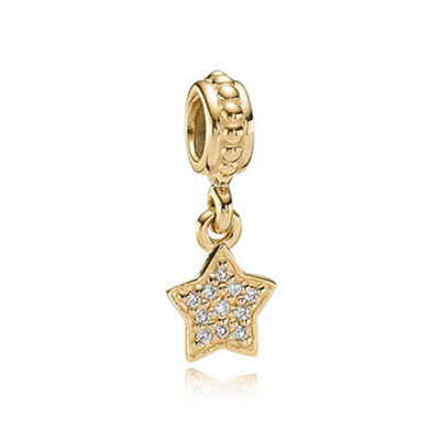 Star Pav�� Dangle Charm