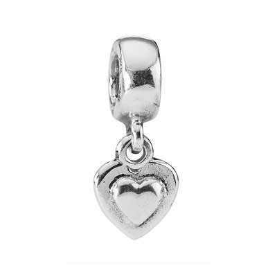 PANDORA Silver Heart Dangle