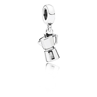 PANDORA Coffee Lovers Dangle
