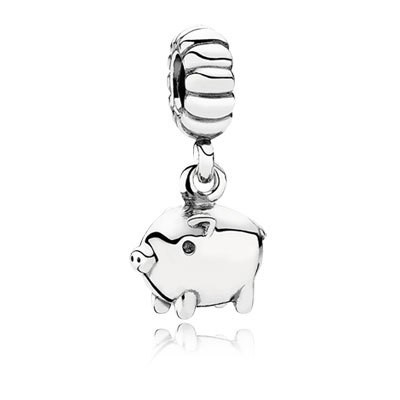 PANDORA Piggy Dangle