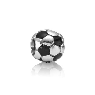 Pandora Soccer Ball Charms
