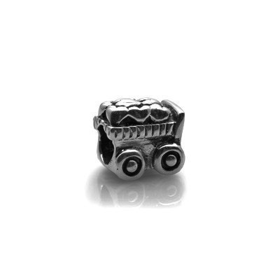 Pandora Carts Fairy Tale Beads Charms Sterling Silver
