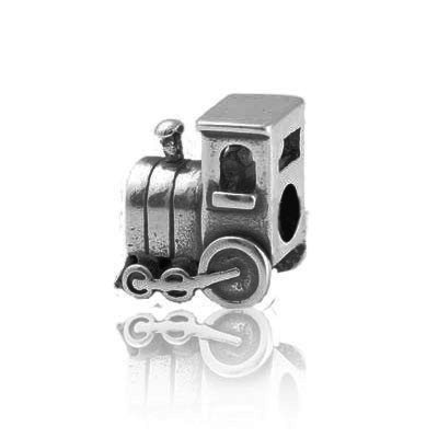 Pandora Locomotive Ace Charms 925 Sterling Silver