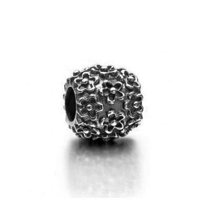 Pandora World of Flowers Beads Charms Sterling Silver