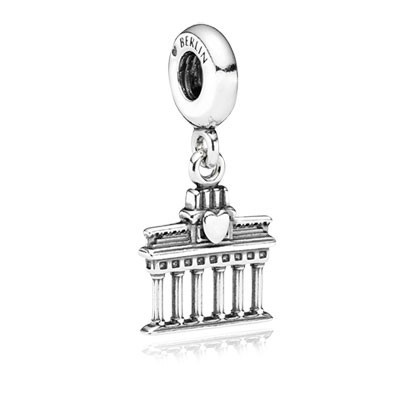 Pandora Brandenburg Gate Charms
