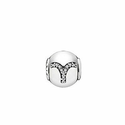 Pandora Zodiac Charms Aries Sterling Silver