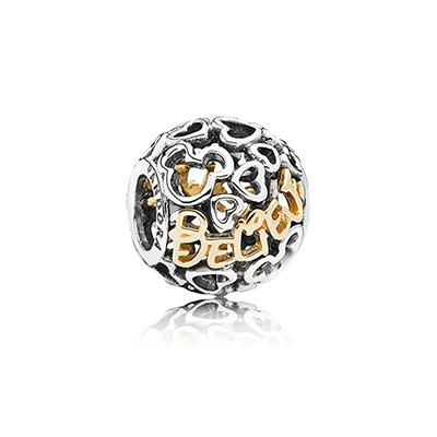 PANDORA Disney Believe with 14K Charm