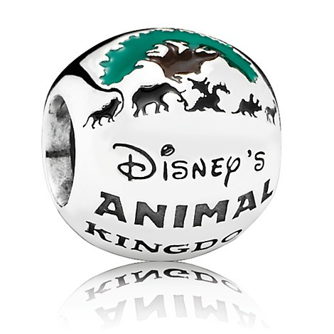 PANDORA ''Disney Animal Kingdom Theme Park'' Charm