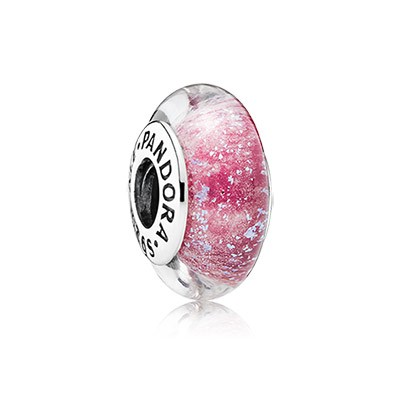 New Disney Pandora Parks Exclusive Frozen Anna's Signature Color Bead Charm