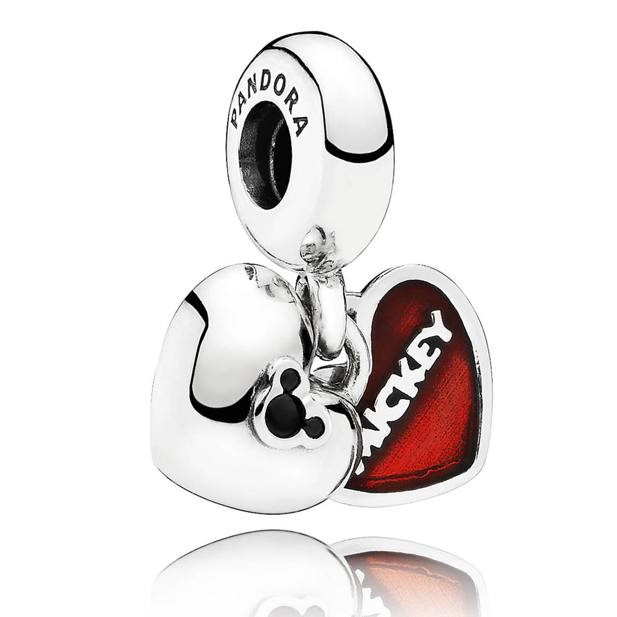 Pandora Disney Mickey & Minnie Charm