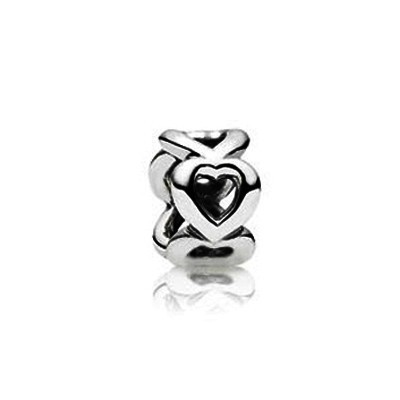 Pandora Heart-shaped Thread Charm