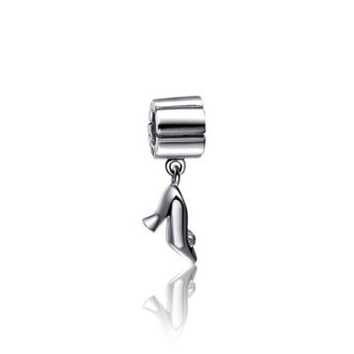 Pandora Pendant Charm High-heeled Shoes Bead Charm