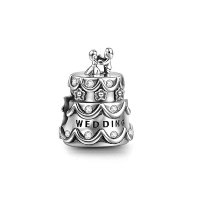 Pandora Wedding Cakes charms