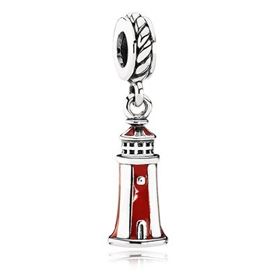 Pandora Lighthouse Charms