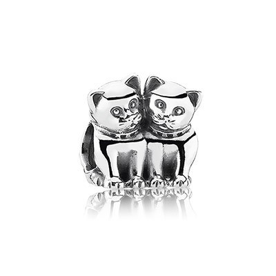 Pandora Purrfect Together Charms