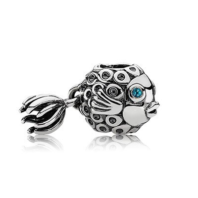 Pandora Splish-splash Charms