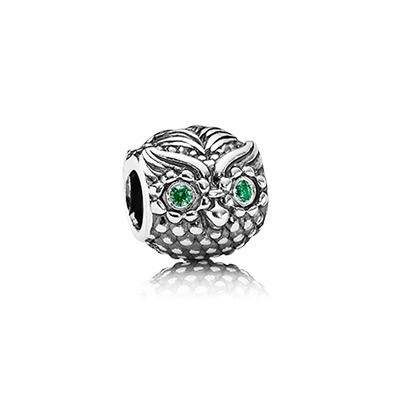 Pandora Wise Owl Charms
