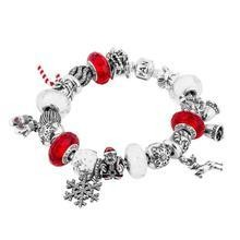 Pandora Holiday Cheer Inspirational Bracelet (EI5577)