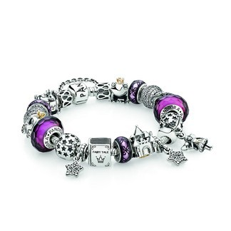 Pandora Fairy Tale Dreams Inspirational Bracelet (SQ6096)
