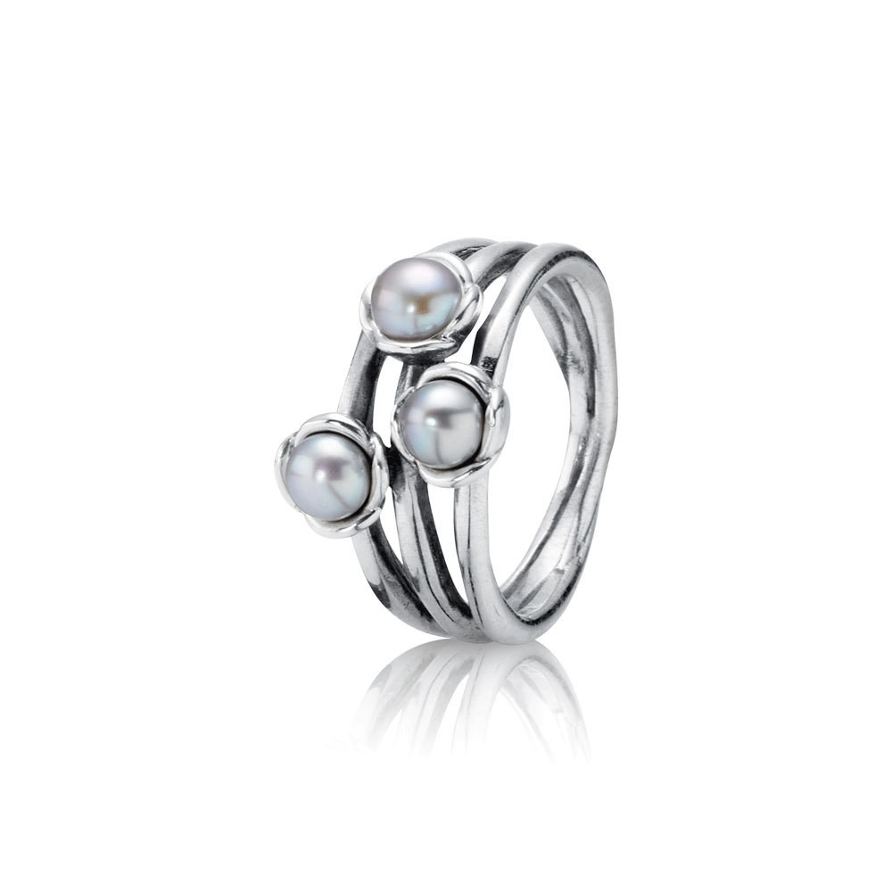 Pandora Three Wishes Ring