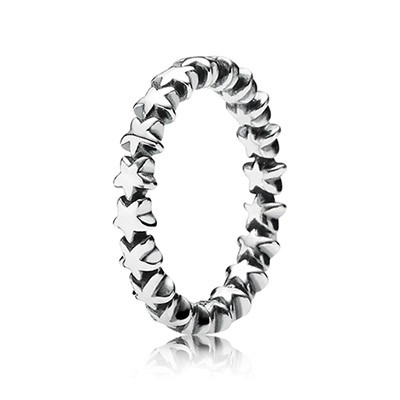 PANDORA Star Trail Stackable Ring